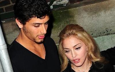 Madonna planea su boda con Jesús Luz