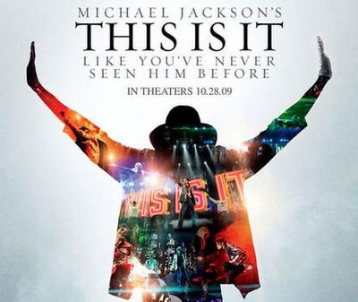 Filme de Michael Jackson recauda 2,2 Millones de dólares en EE.UU