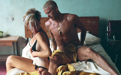 Victoria Beckham no puede resistir tener sexo con David