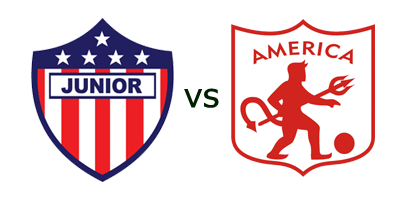 Ver Partido Atletico Junior vs America en VIVO