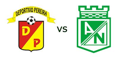 Ver Partido Pereira vs Nacional de Medellin en VIVO