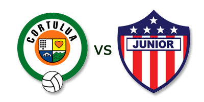 Cortulua vs Atletico Junior en VIVO