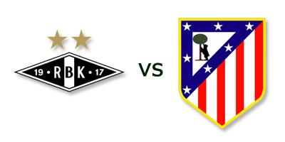 Rosenborg BK vs Atlético de Madrid en VIVO