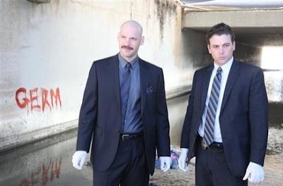 Hallan pistola verdadera durante rodaje de Law & Order