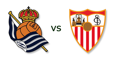 Real Sociedad vs Sevilla en VIVO