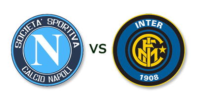 Napoli vs Inter Milan en VIVO