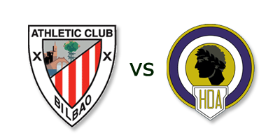 Athletic Bilbao vs Hercules en VIVO
