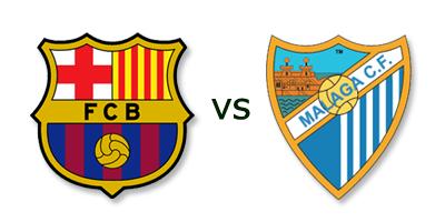 Barcelona vs Málaga en VIVO