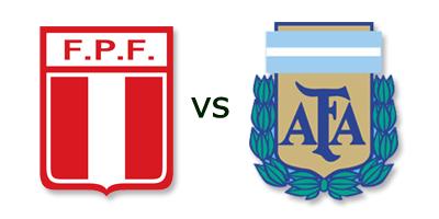 Peru vs Argentina en VIVO