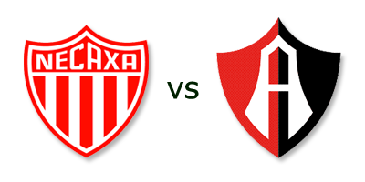 Necaxa vs Atlas en VIVO