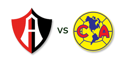 Atlas vs Club America en VIVO