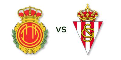 Mallorca vs Sporting Gijon en VIVO