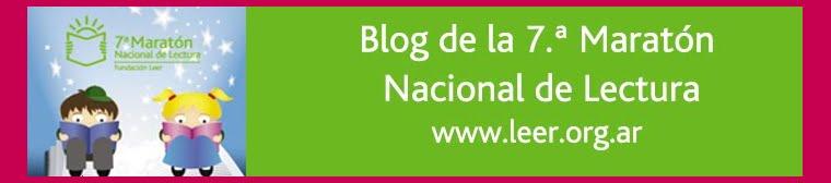 Blog de la 7.ª Maratón - Un espacio para el intercambio y la creación de redes