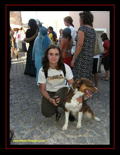 Australian Shepherd in Silves