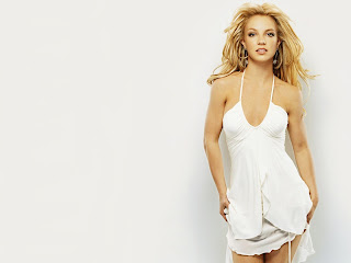 Sexy Britney Spears dress