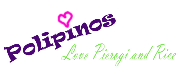 Polipinos Love Pierogi and Rice