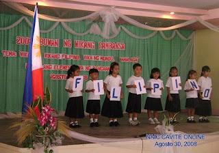 kapisanan ng mga Filipino Major