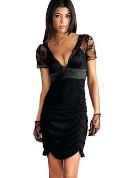 Siyah Elbise Resimleri