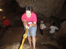 Caving in Segada :-)