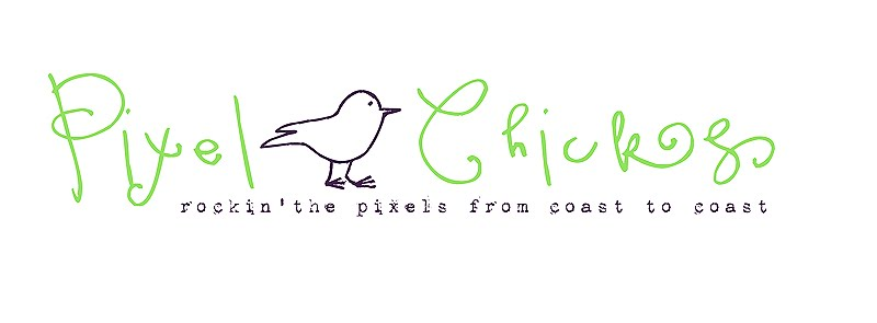 * the Pixel Chicks *