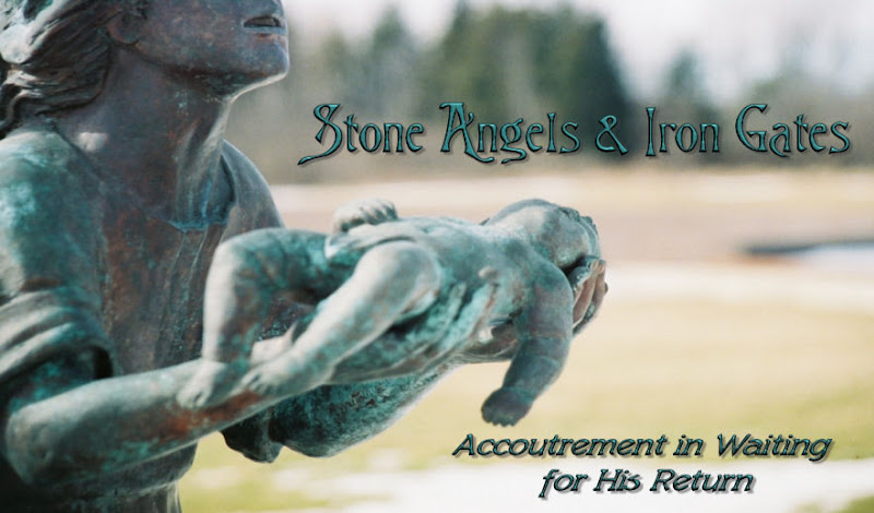Stone Angels &amp; Iron Gates