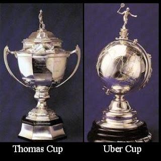 Juara Thomas Cup 2010