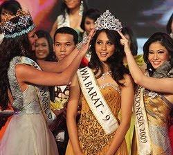 Pemenang Miss Indonesia 2010 Adalah Asyifa Syafiningdyah