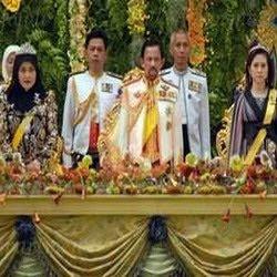 Perceraian Sultan Brunei Hassanal Bolkiah dengan Istrinya Azrinaz