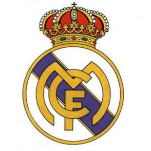Logo Real Madrid, hasil pertandingan real madrid vs Getafe