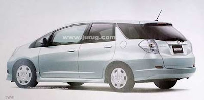 Kabar New Honda Fit Shuttle 2011 Indonesia