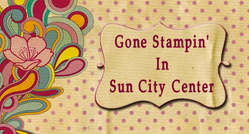 Gone Stampin in Sun City Center