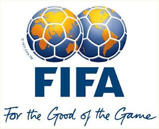 PERINGKAT FIFA 2012 UPDATE