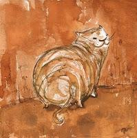 счастья в образе кота