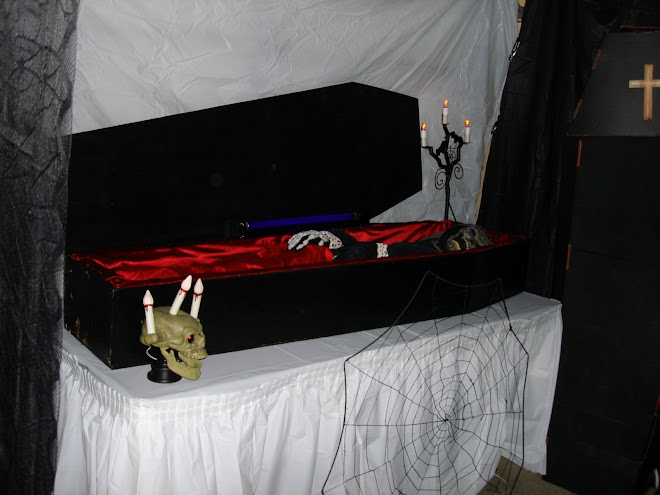 Haunted Crypt