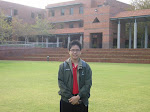 Me in Curtin University, Perth