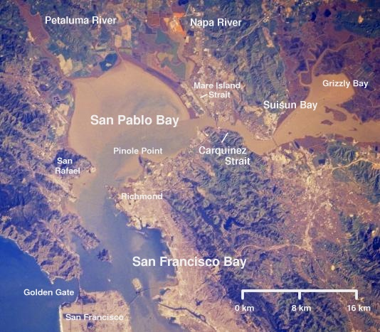 Wpdms nasa photo san pablo bay ... a measure that would expand hate crime protection to gays and lesbians, ...