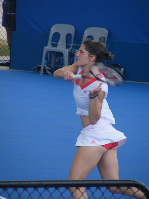 Andrea Petkovic Bikini Andrea petkovic had a good win