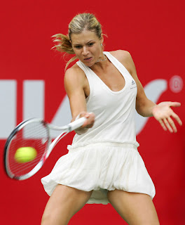 Maria Kirilenko in Korea