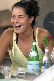 Ana Ivanovic in Australia
