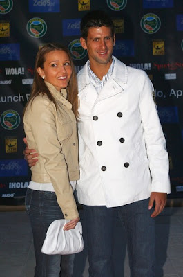 Novak djokovic et jelena ristic marriage certificate