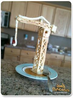 pancake art 2
