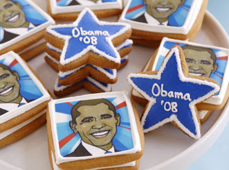 Obama cookies