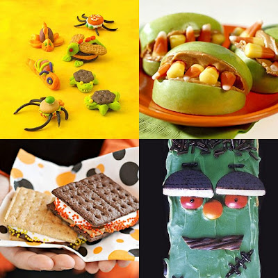 Halloween treat collage 2