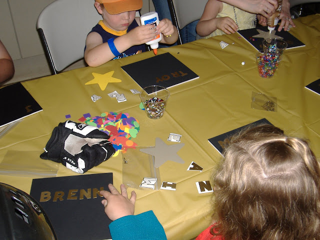 More Dance Party crafts