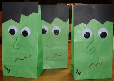 green bag Frankenbag