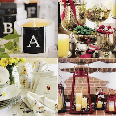Christmas Entertaing Class at Pottery Barn - Create My Event
