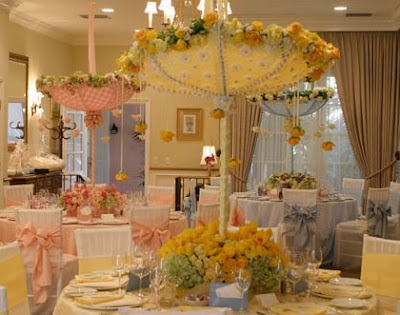 Mindy Weiss umbrella decor
