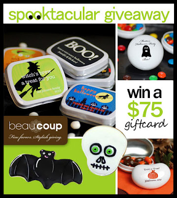 Beau-Coup favor giveaway