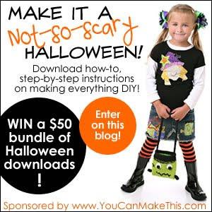 Halloween DIY giveaway