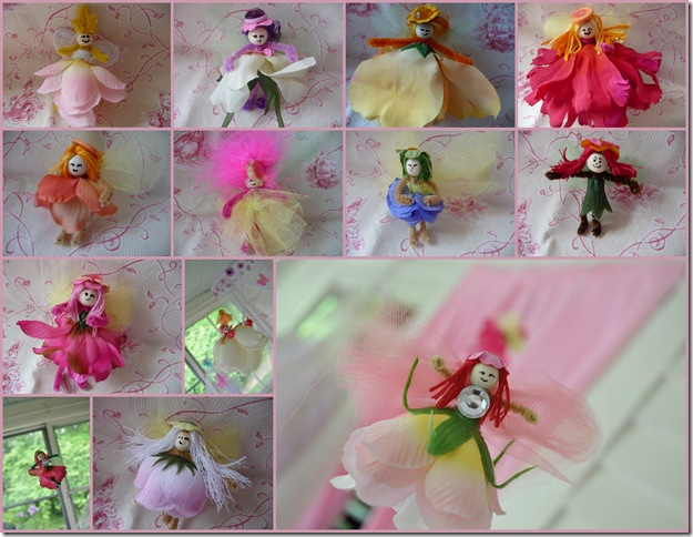 fairy party dolls
